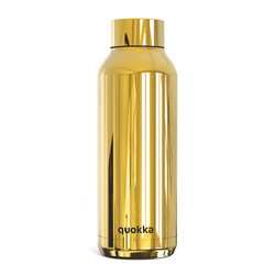 BOTELLA TERMO SLEEK GOLD