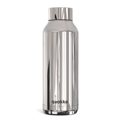 BOTELLA TERMO SLEEK SILVER