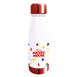 BOTELLA TERMICA DOBLE PARED MICKEY MOUSE