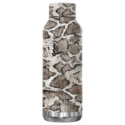 BOTELLA ACERO INOXIDABLE SOLID SNAKE PRINT