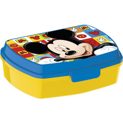 SANDWICHERA RECTANGULAR MICKEY MOUSE