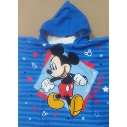 PONCHO TOALLA MICKEY MOUSE