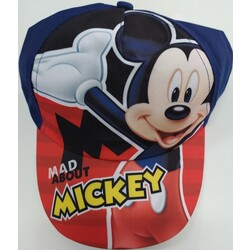 GORRA MAD ABOUT MICKEY