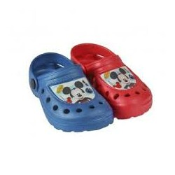 12 PARES CROCS MICKEY MOUSE