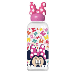 BOTELLA FIGURITA 3D MINNIE MOUSE