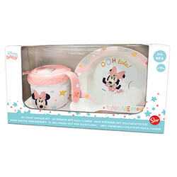 SET 3 PCS MINNIE MOUSE
