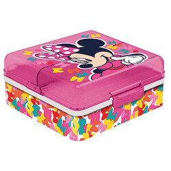 SANDWICHERA MULTIPLE CUADRADA MINNIE