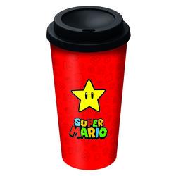 VASO CAFÉ SUPER MARIO