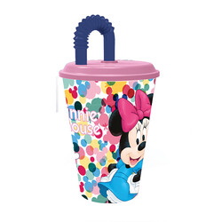 VASO CAÑA MINNIE MOUSE