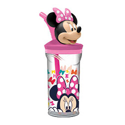 VASO FIGURITA 3D MINNIE MOUSE