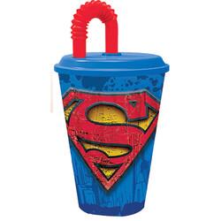 VASO CAÑA SUPERMAN