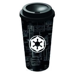 VASO CAFE DOBLE PARED STAR WARS
