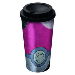 VASO CAFE DOBLE PARED POKEMON