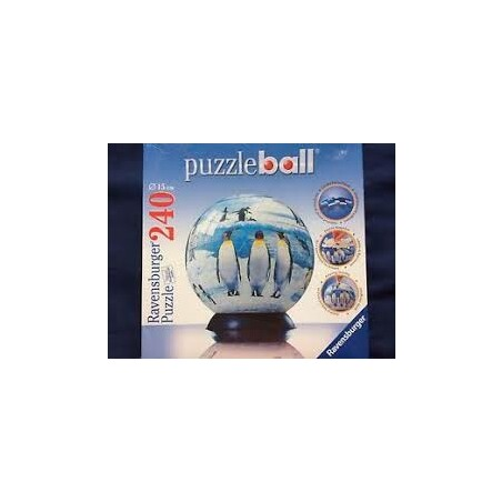 PUZZLEBALL 240 PINGUINOS