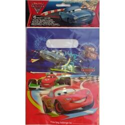 PACK 6 BOLSAS FIESTA CARS