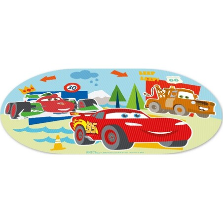MANTEL INDIVIDUAL OVAL CARS TODDLER ROUND