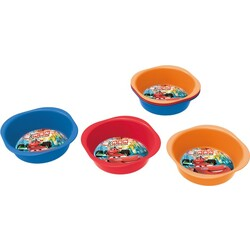 SET 3 CUENCOS PICNIC CARS RACERS CUP