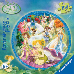 PUZZLE 100 XXL DISNEY FAIRIES