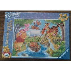 PUZZLE 100 WINNIE&FRIENDS