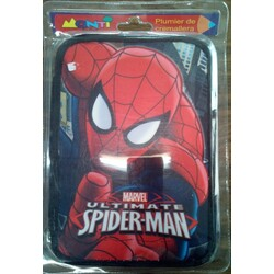 PLUMIER DOBLE SPIDERMAN ULTIMATE