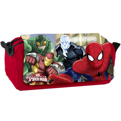PORTATODO TRIPLE 21CM SPIDERMAN