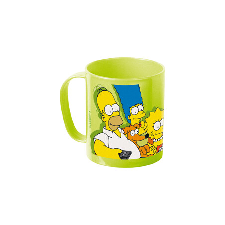 TAZA MICRO 350ML SIMPSONS