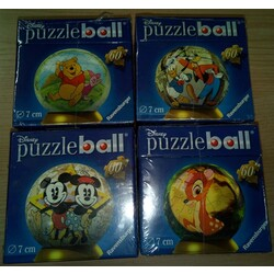 MINI PUZZLE BALL DISNEY
