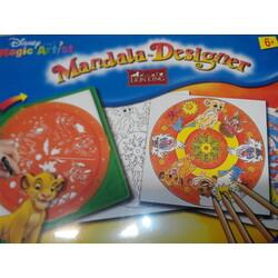 MANDALA-DESIGNER REY LEON