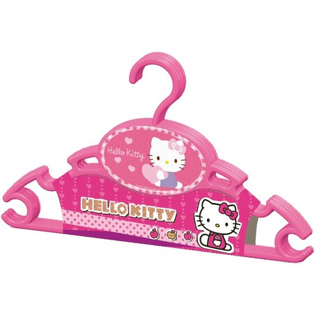 SET 3 PERCHAS BEBE HELLO KITTY