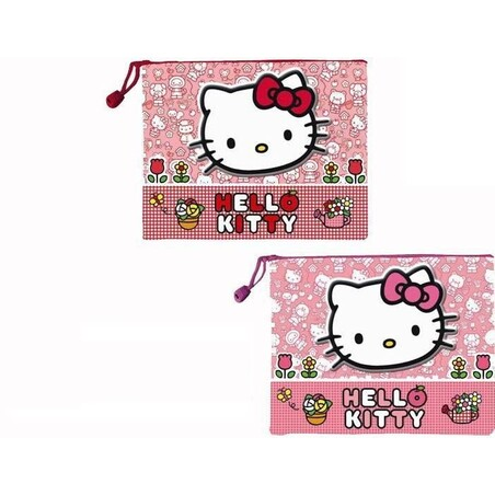 NECESER IMPERMEABLE HELLO KITTY