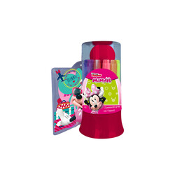 12 ROTULADORES SPRAY PLANTILLAS MINNIE