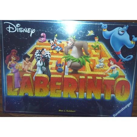 LABERINTO DISNEY