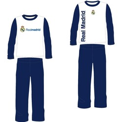 PIJAMA INTERLOCK 2 A 6 AÑOS REAL MADRID