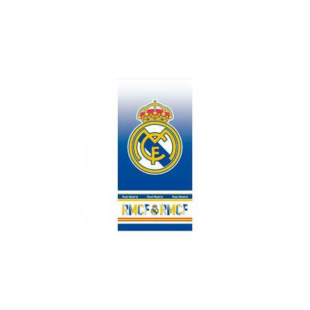 TOALLA PLAYA REAL MADRID