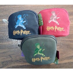 MONEDERO BORDADO HARRY POTTER