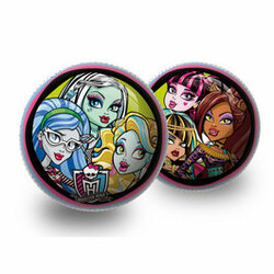 PELOTA 23CM MONSTER HIGH