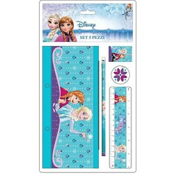 SET 5 PCS PAPELERIA FROZEN