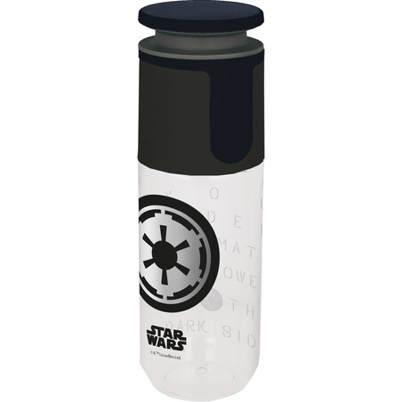 BOTELLA TRITAN TAPÓN GIRATORIO 850ML STAR WARS