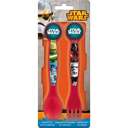 SET CUBIERTOS PP STAR WARS