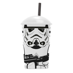 VASO CHARACTER 400ML TROOPER