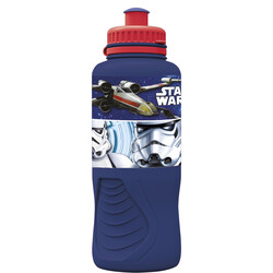 BOTELLA ERGO 400ML.STAR WARS CLASSIC