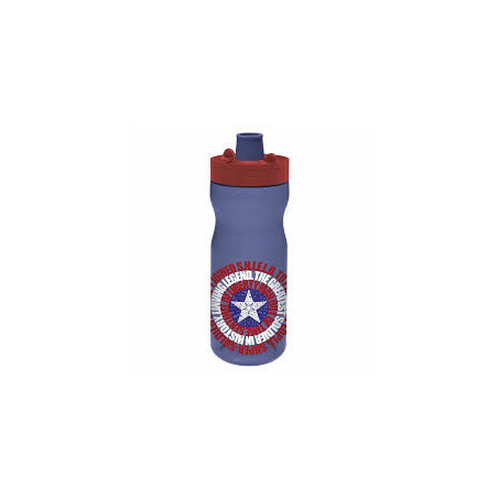 BOTELLA BLOQUEO 640ML MARVEL