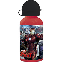 BOTELLA ALUMINIO 400ML AVENGERS GALLERY