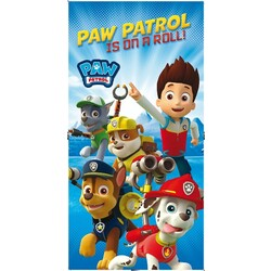 TOALLA 140*70 IS ON A ROLL PAW PATROL