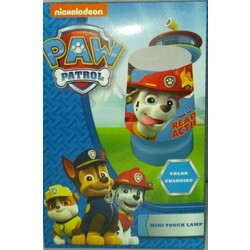 LÁMPARA MINI PAW PATROL