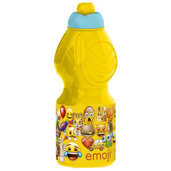 BOTELLA SPORT 400ml. EMOJI