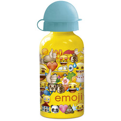 BOTELLA ALUMINIO 400ml. EMOJI