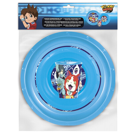 SET EASY 3 PCS. YO-KAI WATCH
