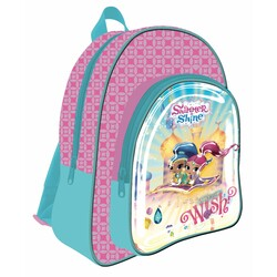 MOCHILA 6D ADAPTABLE 41CM SHIMMER & SHINE