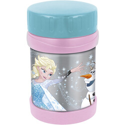 RECIPIENTE ISOTERMICO ACERO INOXIDABLE 430 ML. FROZEN